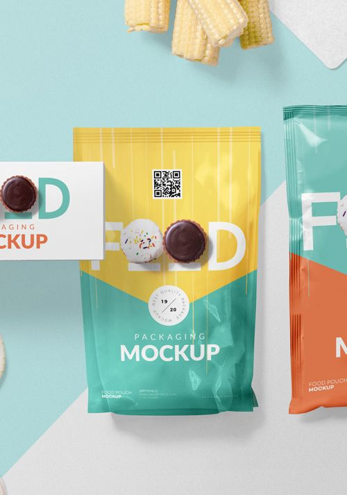 Download Awesome Food Packaging Mockup Free Psd Zippypixels Packaging Mockup Free Mockup Tea Coaster
