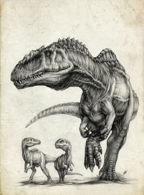 Dinosaur Art http://johnpirilloauthor.blogspot.com ...