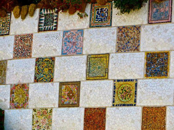 Antoni Gaudí ~ Parc Güel