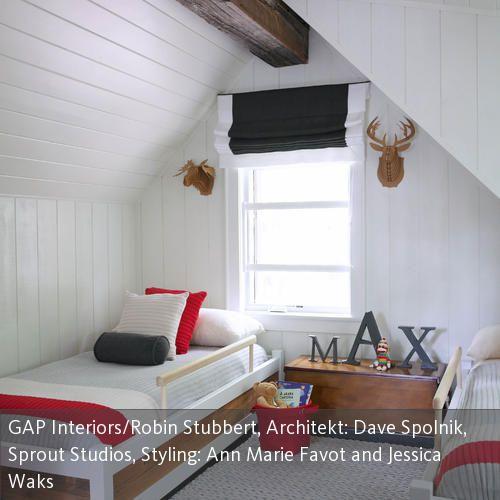 Im Dachgeschoss herrschen meist besondere Bedingungen – ein Dachzimmer einzurichten, bedarf daher einiger Vorüberlegungen: Im Dachgeschoss wird es im Sommer…