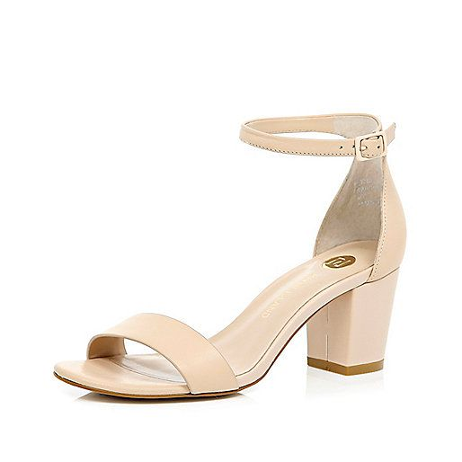 25 Blocked Heels You Can Actually Walk In | Heeled sandals ...