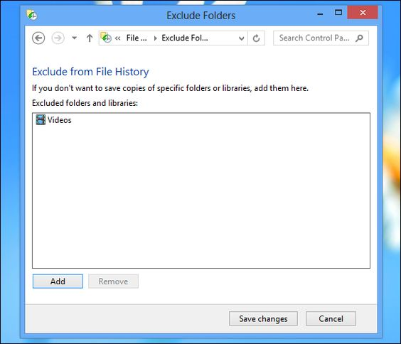 Did You Know Windows 8 Has a Built In Time Machine Backup?   image