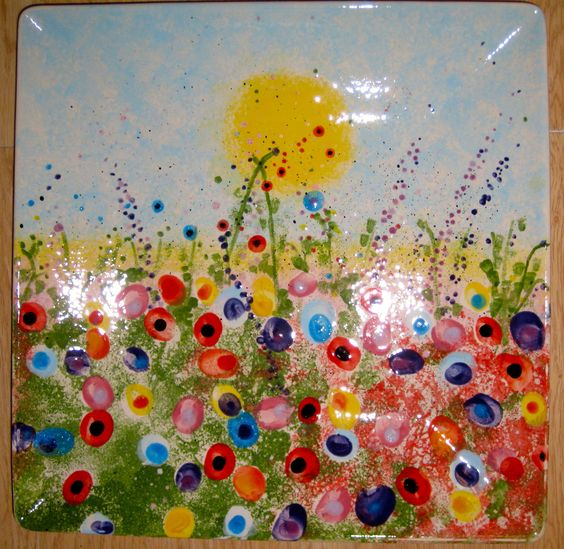 Pin by dish it out pottery painting studio on creative for Creative pottery painting ideas