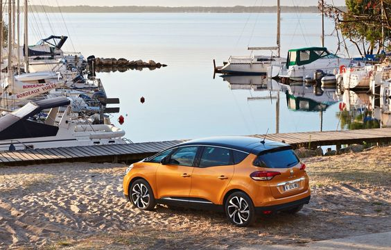C'est une petite révolution pour le Renault Scenic 4. Nettement plus audacieux…