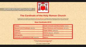 Una web publica la historia y detalles de todos los cardenales del mundo