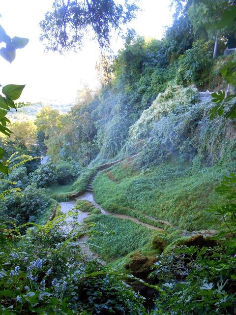 waterfall • edessa • greece by jwp