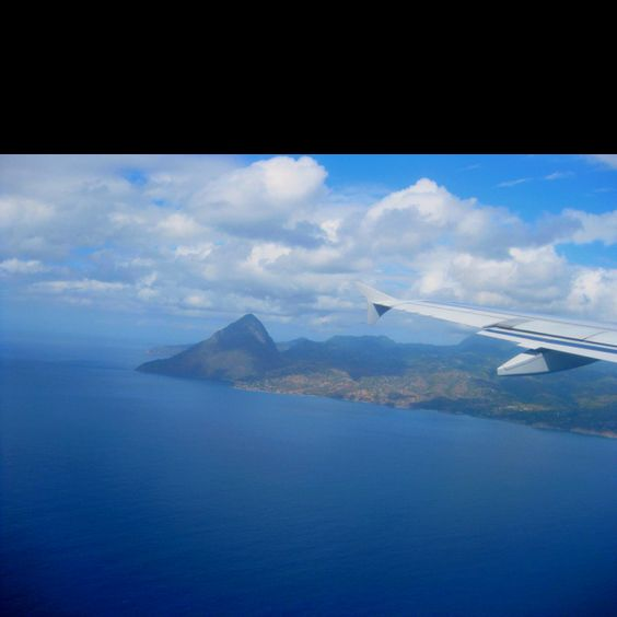 St Lucia: What is a better feeling than knowing that you are moments away from landing in paradise?