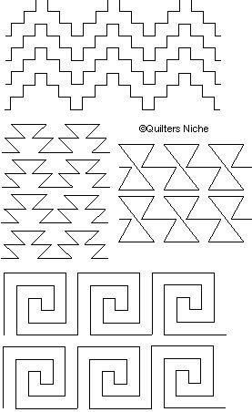 Simple Southwestern Pattern