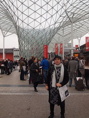 """MIlan Expo 2012...It's a Must Place to visit if you called yourself a """"Designer"""""""