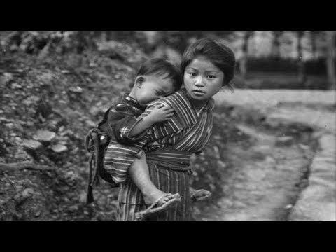 アーノルド ジェンスが残した100年前の日本 モノクロ写真 歴史 古写真