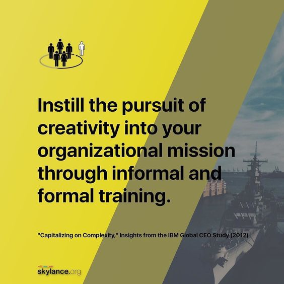 Instill this #designthinking #orgdesign #fb - Note The report - training report