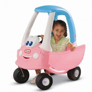 Carro Coupe – Rosa