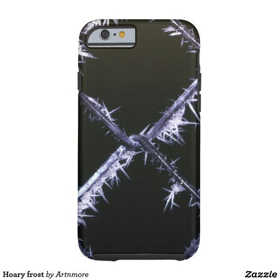 Hoary frost tough iPhone 6 case