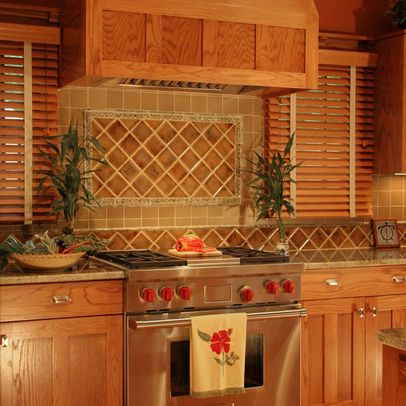Rustic kitchen backsplash design ideas pictures remodel for Crazy kitchen ideas