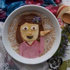 #Emojis hechos con #comida #food #art #inspiration