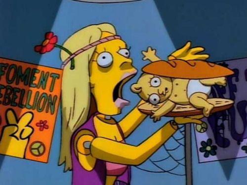 Resultado de imagen para california sandwich simpsons | Los simpson, Los  simpsons
