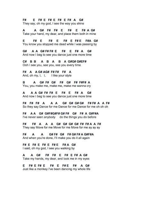 Flute Sheet Music Dance Monkey In 2020 Keyboard Sheet Music Piano Sheet Music Letters Trumpet Sheet Music