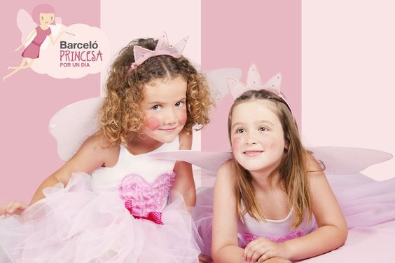 #Princesa por un día #BarcelóCanarias