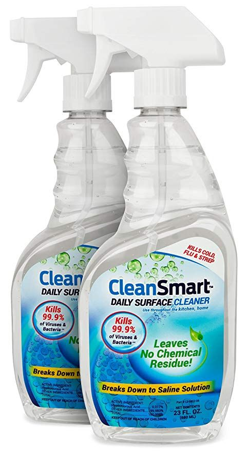 Cleansmart Daily Surface Cleaner Best Bathroom Mold Cleaner