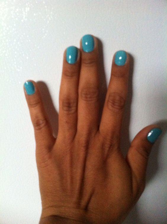 Freaky nails