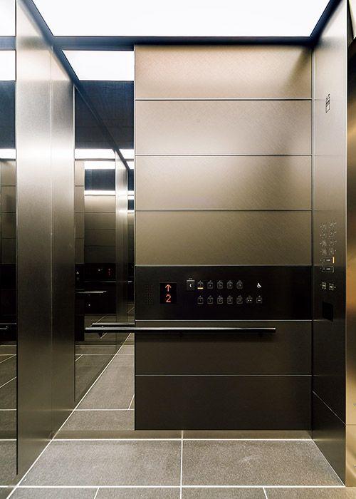 三菱エレベーター エスカレーター 納入事例 東京ガーデンテラス