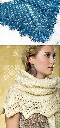 Красивое вязание | Вязание спицами