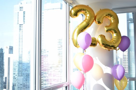 Birthday party ideas for women in their 20s.