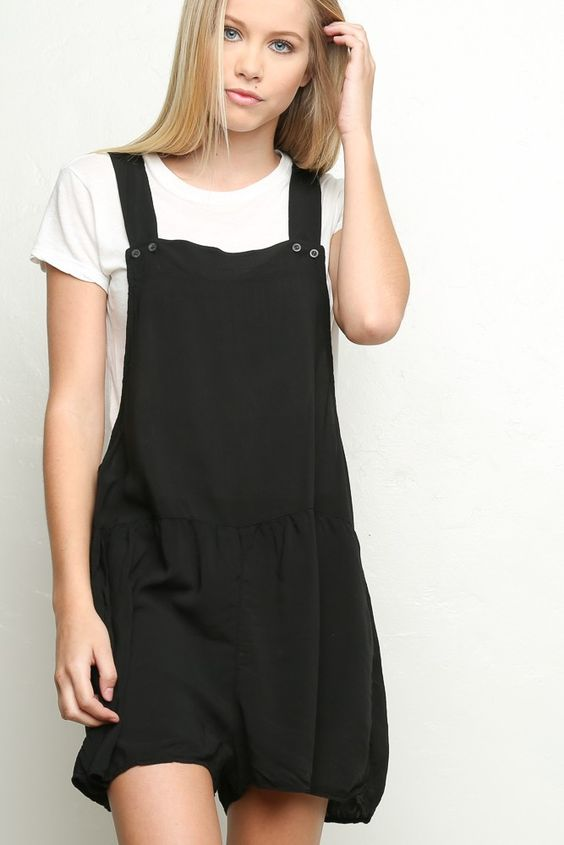 Brandy ♥ Melville | JB Overalls - Clothing