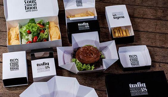 La #streetfood ne cesse d'inspirer et les designers du monde entier s'en donnent à coeur joie. Voici une sélection de 7idées de #packaging de street food qui pourraient bien inspirer nos prochains créateurs de #foodtrucks.