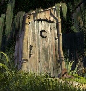 Shrek S Toilet Animation Pinterest Shrek And Toilets