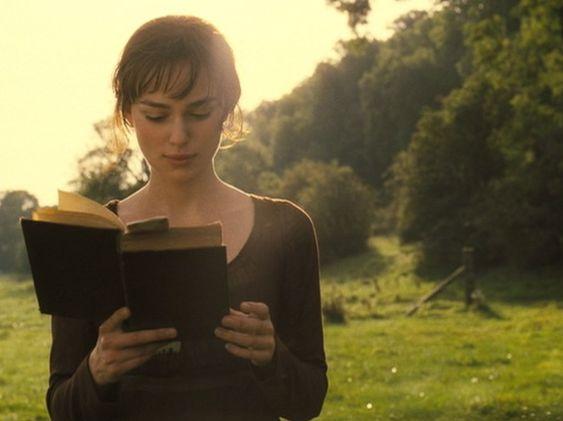 Lizzy Bennet (Orgulho & Preconceito - 2004)