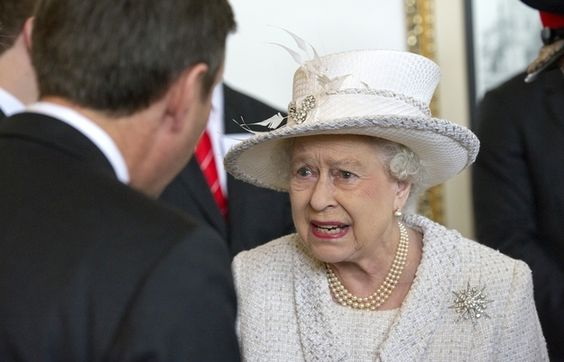 """""""Do you know who the FUCK you're talking to?"""" 