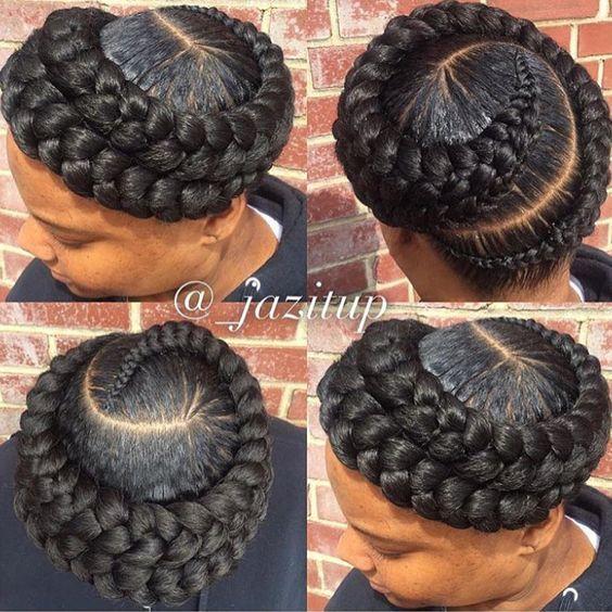 Hairstyles 2019 Ladies Braids The Most Trendy Cornrow For Ladies To Rock Braided Hairstyles Braided Hairstyles For Black Women Quick Braid Styles