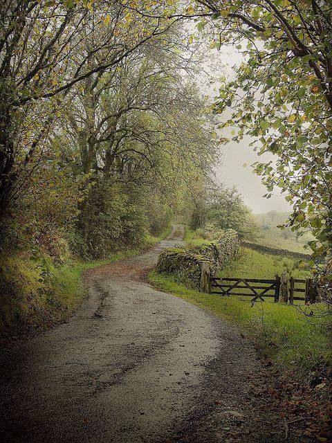 Still round the corner there may wait A new road or a secret gate, And though I oft have passed them by, A day will come at last when I Shall take the hidden paths that run West of the Moon, East of the Sun. ~ J.R.R. Tolkien