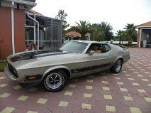 Ford : Mustang mach 1 sports of 1973 Ford Mustang - http://www.legendaryfinds.com/ford-mustang-mach-1-sports-of-1973-ford-mustang/