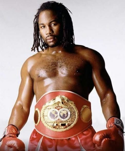 """Lennox Lewis CM, CBE, aka """"The Lion"""", Canadian British retired professional boxer and the most recent undisputed world heavyweight champion. As an amateur he won gold representing Canada at the 1988 Olympic Games after defeating future heavyweight champion Riddick Bowe in the final. He took over the #1 position in the World Boxing Council (WBC) rankings and eventually declared the WBC heavyweight champion. He went on to defend the title 4 times, becoming the Lineal Champion."""