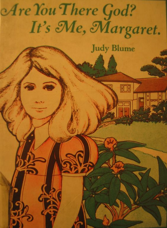 grew up with judy blume