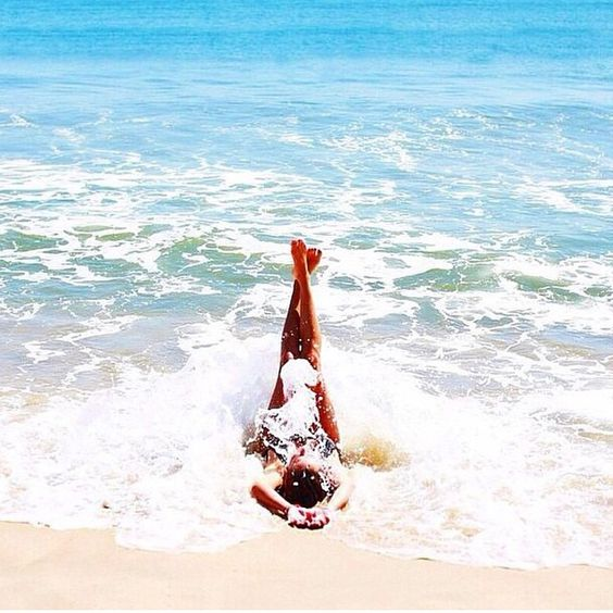 S U M M E R • V I B E S | we're almost there #dreaming #sun #sea #summer #beach - become one with the #waves swimwearworld.com