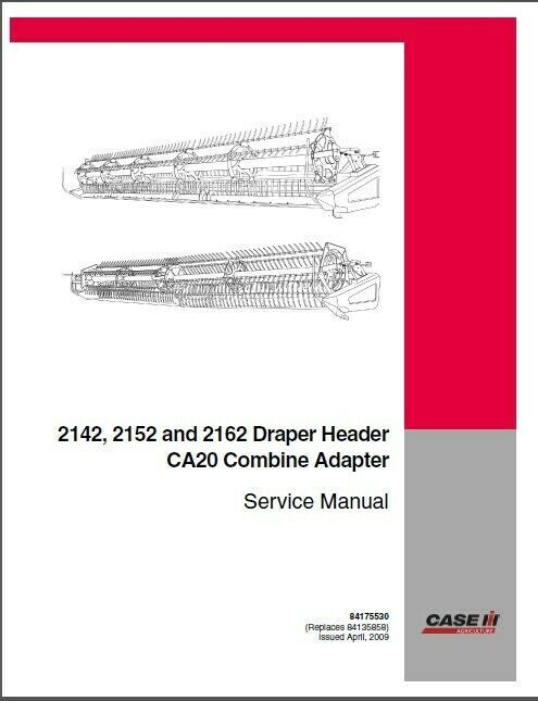 Pin On Case Service Manuals