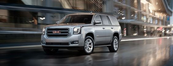 Confident Stylish The 2017 Yukon Full Size Suv S Exterior Exudes Style And Confidence From First Impression To Lasting Glance Gmc Yukon Gmc Yukon Denali Suv