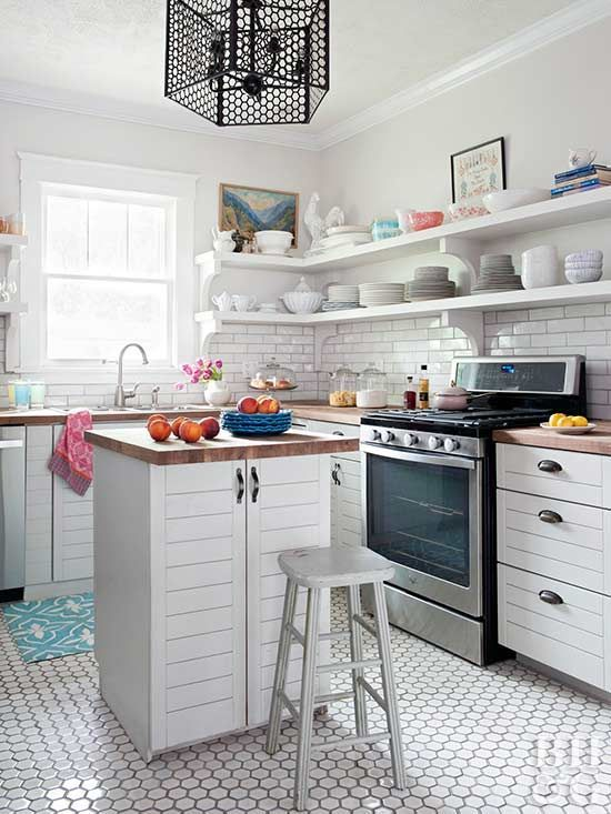 34 Beautiful Open Kitchen Shelves Ideas Home Decor Pandriva