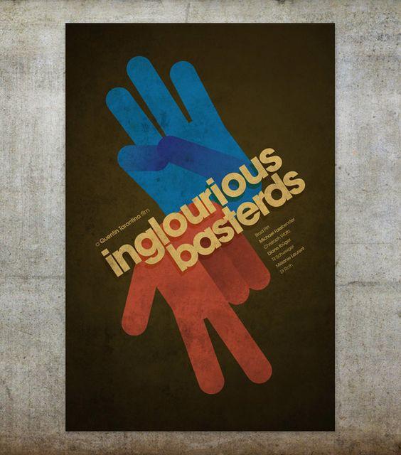 Inglorious Basterds, by Ibraheem Youssef