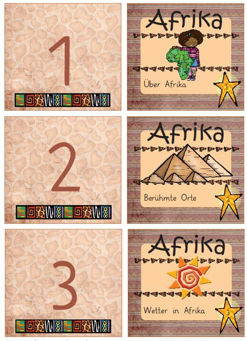 Pin Von T K Auf Afrika Afrika Zaubereinmaleins Und Schulprojekte