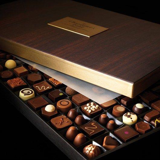 Hotel Chocolat Chocolates Calories