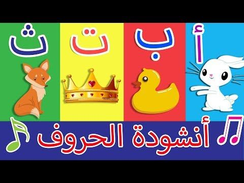أنشودة الحروف الف ارنب يجري يلعب Arabic Alphabet Song Youtube In 2020 Arabic Alphabet For Kids Alphabet For Kids Character