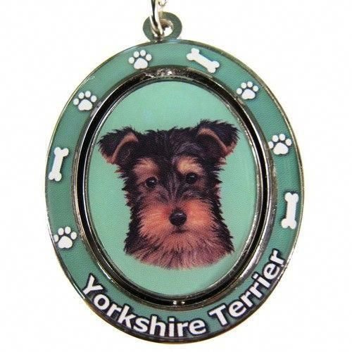 Yorkshire Terrier Puppy Yorkie Dog Spinning Keychain Yorkshireterrier With Images Yorkshire Terrier Puppy Yorkie Yorkshire Terrier Puppies Yorkie Dogs