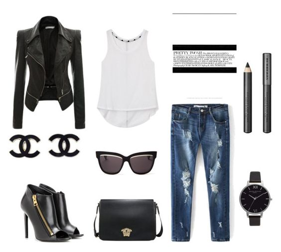 """""""♥"""" by macopa on Polyvore featuring mode, Tom Ford, Rebecca Minkoff, Olivia Burton, Burberry et Christian Dior"""