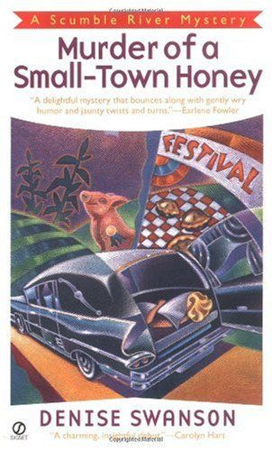 'Murder of a Small-Town Honey' (Scumble River #1)
