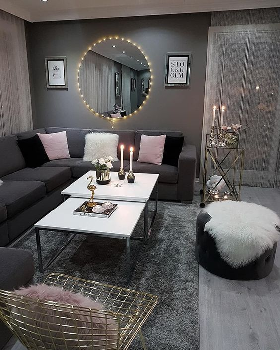 46 Cozy Residing Room Concepts And Designs For 2019 Classy