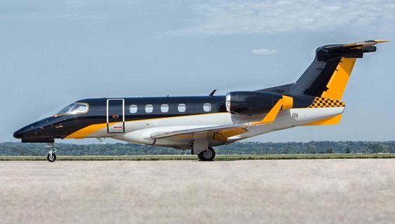 Embraer Phenom 100 Executive Jet Now Available with Motorsport-Inspired Cabin…